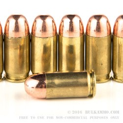 50 Rounds of .380 ACP Ammo by BVAC - 100gr CPRN