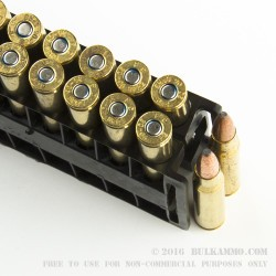 20 Rounds of 30-06 Springfield Ammo by Federal - 165gr Fusion