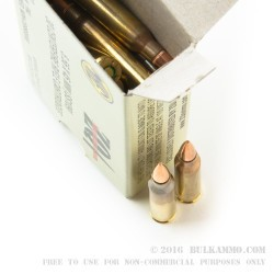 300 Rounds of 5.56x45 Ammo by ZQI - 62gr FMJ