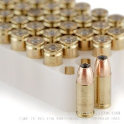 50 Rounds of 9mm Ammo by Federal - 147gr JHP Hi-Shok