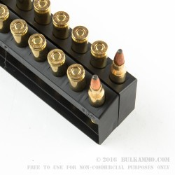 20 Rounds of .223 Ammo by Remington - 55gr PSP
