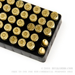 1000 Rounds of 9mm Ammo by Armscor - 124gr FMJ