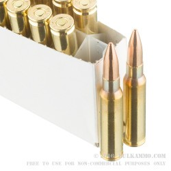 20 Rounds of .308 Win Match Ammo by Prvi Partizan - 175gr FMJBT