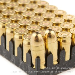1000 Rounds of .380 ACP Ammo by Sellier & Bellot - 92gr FMJ