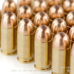 50 Rounds of .380 ACP Ammo by Ultramax - 95gr FMJ
