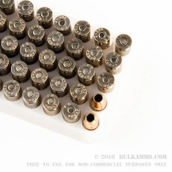 1000 Rounds of 9mm Ammo by Federal - 147gr JHP