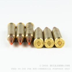 20 Rounds of .300 Win Mag Ammo by Hornady Superformance - 180gr SST
