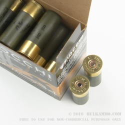 250 Rounds of 12ga Ammo by Fiocchi High Velocity - 1-5/8 oz. #8 shot