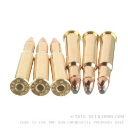 20 Rounds of 30-30 Win Ammo by Sellier & Bellot - 150gr SP