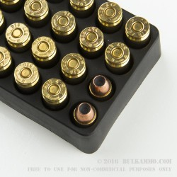 20 Rounds of .357 SIG Ammo by Corbon - 125gr JHP