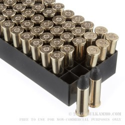 1000 Rounds of .38 Spl Ammo by Fiocchi - 158gr LRN