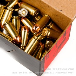 1000 Rounds of .40 S&W Ammo by BVAC - 180gr FMJFN