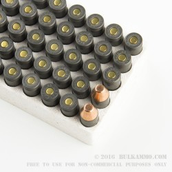 50 Rounds of .45 ACP Ammo by Hornady - 220gr FMJ