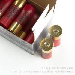 "150 Rounds of 12ga 2-3/4"" Ammo by Winchester -  00 Buck"