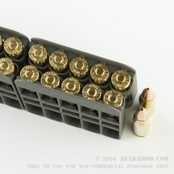 20 Rounds of .308 Win Ammo by Nosler Ammunition - 168gr HPBT