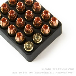 20 Rounds of .380 ACP Ammo by G2 Research - 62gr RIP