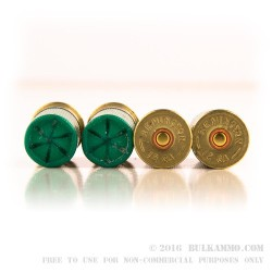 """250 Rounds of 12ga 3"""" Magnum Ammo by Remington -  00 Buck"""