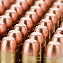 50 Rounds of .40 S&W Ammo by Speer - 180gr TMJ