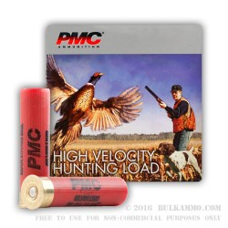 25 Rounds of 28ga Ammo by PMC -  #7 1/2 shot