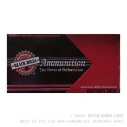 50 Rounds of .44 Mag Ammo by Black Hills Ammunition - 240gr JHP