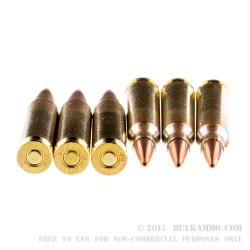 20 Rounds of .223 Ammo by Prvi Partizan Match - 69gr HPBT