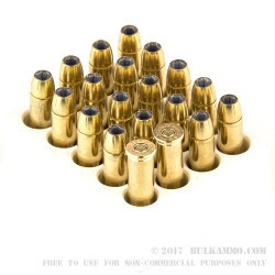 20 Rounds of .357 Mag Ammo by Magtech - 125gr JHP