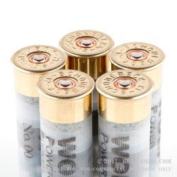 250 Rounds of 12ga Ammo by Wolf -  00 Buck