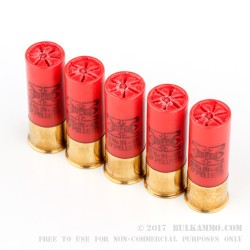 250 Rounds of 12ga Ammo by Winchester -  #4 Buck