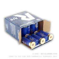 250 Rounds of 12ga Ammo by Rio - 1 1/8 ounce #8 shot