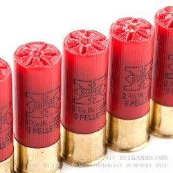 250 Rounds of 12ga Ammo by Winchester Super-X - 00 Buck