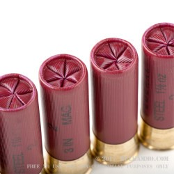 25 Rounds of 12ga Ammo by Federal - 1 1/8 ounce #2 Shot (Steel)
