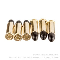 50 Rounds of .32S&W Long Ammo by Fiocchi - 97 gr LRN