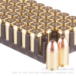1000 Rounds of .45 GAP Ammo by Magtech - 230gr FMJ