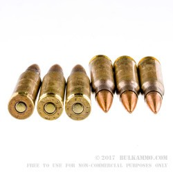 500  Rounds of 7.62x51mm Ammo by Federal - 149gr FMJ