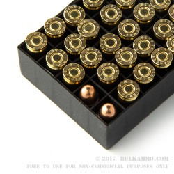 50 Rounds of .32 ACP Ammo by PMC - 71gr FMJ