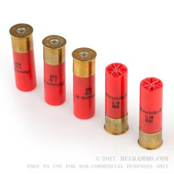 5 Rounds of 12ga Ammo by Winchester -  00 Buck