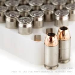 1000 Rounds of .45 ACP +P HST Ammo by Federal LE - 230gr JHP
