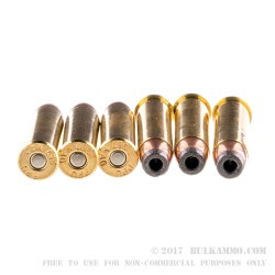 50 Rounds of .357 Mag Ammo by Prvi Partizan - 158gr SJHP