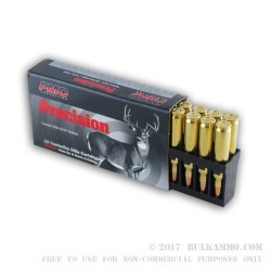 20 Rounds of .223 Ammo by PMC Precision - 75gr HPBT
