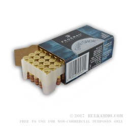 5000 Rounds of .22 LR Ammo by Federal Game Shok - 38gr CPHP