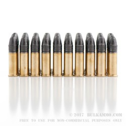 500  Rounds of .22 LR Ammo by Eley - 40gr HP