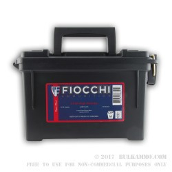 1575 Rounds of .22 LR Ammo by Fiocchi - 40gr CPRN