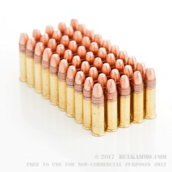 500  Rounds of .22 LR Ammo by Aguila - 40gr CPRN