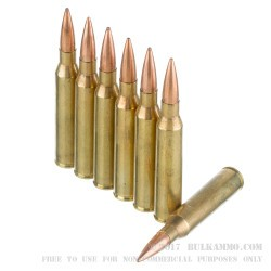20 Rounds of .338 Lapua Ammo by Federal - 300 gr HPBT