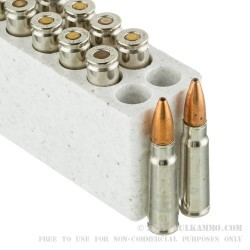 20 Rounds of 7.62x39mm Ammo by Winchester PDX1 Defender - 120gr HP