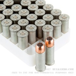 50 Rounds of .44 S&W Spl Ammo by Blazer - 200gr JHP