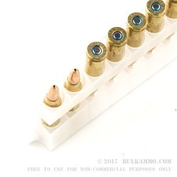 500  Rounds of .223 Ammo by Federal - 50gr JHP