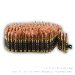 200 Rounds of .308 Win Ammo by Silver State Armory - 147gr FMJBT