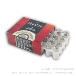 20 Rounds of .32 ACP Ammo by Federal - 65gr JHP