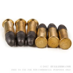 50 Rounds of .22 LR Ammo by Eley Club - 40gr LRN